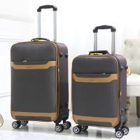 Buy cheap Business OL Trolley Suitcase Nylon Fabric High Quality Travel Luggage Cases Bags from wholesalers