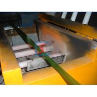 Buy cheap High Efficient PET Strap Plastic Extrusion Production Line In Steel / Agriculture from wholesalers