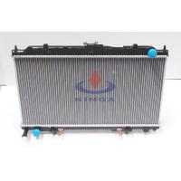 Wholesale Parallel Flow Type Nissan Radiator radiator with transmission cooler Of SUNNY N16 ' 2003 from china suppliers