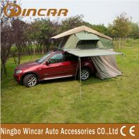 Wholesale Ripstop Canvas Feature  Roof Top Tent Foldable roof tent for camping RT05 from china suppliers