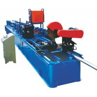 Wholesale Argon Welded Round Pipe Roll Forming Machine For Construction Material from china suppliers