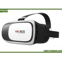 Wholesale 198 * 135 * 110mm Virtual Reality 3d Glasses , VR BOX 2.0 3d Virtual Headset from china suppliers