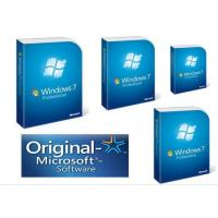 Wholesale Windows 7 Professional Retail Box DVD Retail Sealed 32 bit and 64 bit from china suppliers
