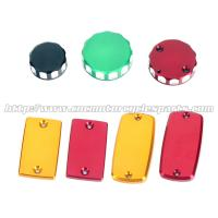 Wholesale Aluminum Alloy Motorcycle Reservoir Cap from china suppliers