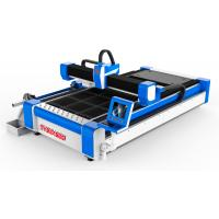 Wholesale 3D Cnc Laser Cutting Machine For Metal , 3d Laser Cutter Gantry Structure from china suppliers