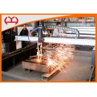 Wholesale Steel Metal Cnc Plasma Cutter Gantry CNC Cutting Machine With Auto Ignition Device from china suppliers