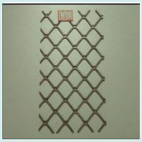 Wholesale expanded metal mesh / expanded  metal /expanded wire mesh home depot/expanded metal fence/metal mesh from china suppliers