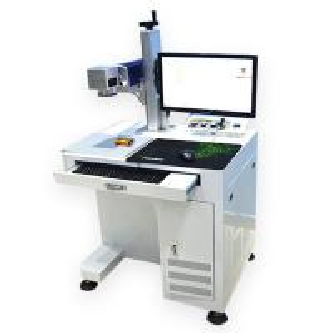 China metal laser engraving machine 30w 20w fiber laser marking machine for sale on sale