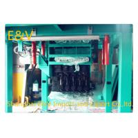 Buy cheap 8 mm  5000t/ year Copper Rod Continuous Casting Machine with plc control from wholesalers