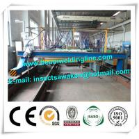 Wholesale Multiple Strip H Beam CNC Plasma Cutting Machine 4000mm Cutting Width from china suppliers