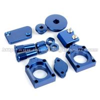 Wholesale Yamaha YZF250 MX Bling Kit Enduro Dirt Bikes Spare Parts CNC Aluminium 6061 from china suppliers