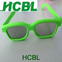 Wholesale Custom Logo Print Advertising Fireworks 3D Glasses Green 140*158*39 MM from china suppliers