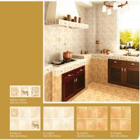 Quality Ceramic Wall / Floor Tile in Kitchen (W1-E45025) for sale