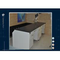 Wholesale Medical Dental Lab Furniture , Anticorrosive  Laminate Materials Dental Lab Bench from china suppliers