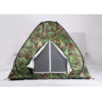 Wholesale Outdoor Lightweight Camping Tent Rentals , Waterproof Sleeping Two Man Tent from china suppliers