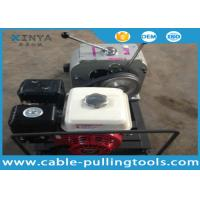 Wholesale 3 Ton Fast Speed Cable Winch Puller / Lifting Winch for Power Construction from china suppliers