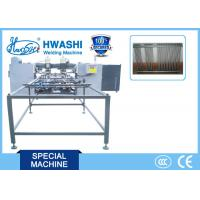 Wholesale HWASHI Automatic stainless steel Tower Rack Pojection Wire Mesh Welding Machine from china suppliers