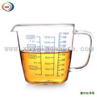 Wholesale Borosilicate glass beakers with handle from china suppliers