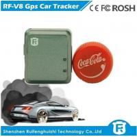 Wholesale Cheap coin size mini bicycle car gps vehicle tracker reachfar rf-v8 from china suppliers