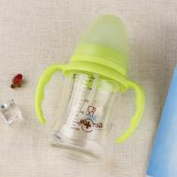 Wholesale Comfortable Baby Sipper Water Bottle , Shatterproof Non Spill Bpa Free Milk Bottles 240ml from china suppliers
