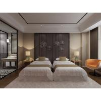 Wholesale Hotel Twin Deluxe Bed Room Furniture Executive Suite Bedroom Set from china suppliers