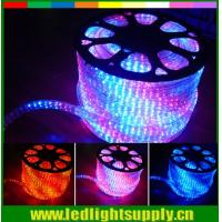 Wholesale DIP 5 wires 11x20mm flat led rope lights waterproof IP65 110v/220v from china suppliers
