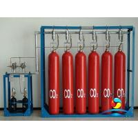 Wholesale Marine CO2 Fire Suppression Systems Dry Chemical Red RAL3000 from china suppliers