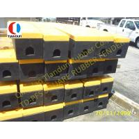 Wholesale Marine D Square Rubber Fender Rust Resistance For Protect Shipboard from china suppliers