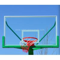 Wholesale Outdoor Fully Tempered Glass Basketball Backboard With Impact Resistant from china suppliers