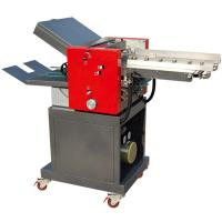 Wholesale Industrial Paper Folding Machine , 50GSM - 175GSM Paper Fold Machine from china suppliers
