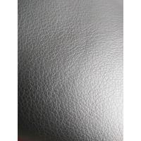 Wholesale Flocking Artificial Perforated Leather Fabric With 5% Cotton And 5% Polyester from china suppliers
