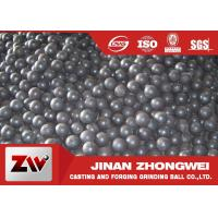 Wholesale Forged and casting grinding balls for ball mill , Dia20-150mm from china suppliers