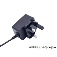 Wholesale CE GS Certificate UK Plug 12V 1A AC DC Power Adapter For Router from china suppliers