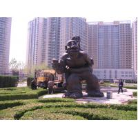 Buy cheap bronze sculpture,  mother and child statue, figure statue from wholesalers