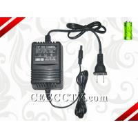 Quality 12 V 1A  DC CCTV Camera Power Adapter CEE-CPS010 for sale
