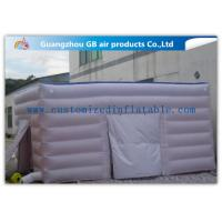 Wholesale Commercial Square Concert Tent Inflatable Air Tent for Outdoor Trade Show Displays from china suppliers