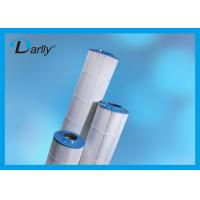Buy cheap Polyester Pleated HC Filter Cartridge For Water Treatment System from wholesalers