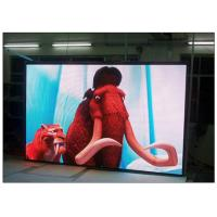 Wholesale 4m x 3m Outside Sport LED Display , IP65 Moving Message Text TV LED Full HD from china suppliers