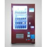Wholesale Cigarette Ice Cream Beverage Vending Machine For Airport Strong Shock Resistance from china suppliers