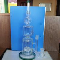 Wholesale Hand Blown Borosilicate 3.3 Percolater Glass Bong Glass Water Pipe from china suppliers