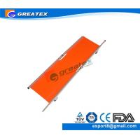 Wholesale High Strength Aluminum Alloy Foldaway Folding Stretcher Bed(GT-FS02) from china suppliers