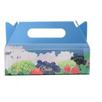 Wholesale Brown Cardboard Packaging Boxes With Offset Printing , Cardboard Gift Boxes from china suppliers