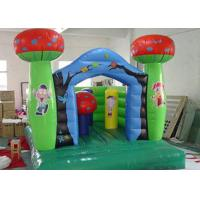 Wholesale 210 D Oxford Fabric Commercial Bounce Houses of Kindergarten Theme from china suppliers