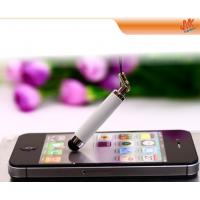 Wholesale mini Soft Plastic or metal Capacitive Screen Stylus Pen  for ipod touch, itouch stylus pen from china suppliers