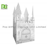 Wholesale Cardboard Ink Printing DIY Corrugated Cardboard Toys With Special Shape from china suppliers