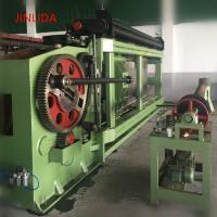 Wholesale Low Noise Fully Automatic Gabion Mesh Machine With 60x80mm,80x100mm,100x120mm Mesh Hole from china suppliers