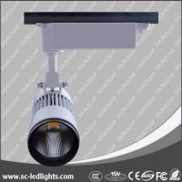 Quality 3 phase battery powered dimmable led track lighting for sale