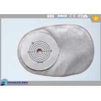 Buy cheap 60MM One Piece Colostomy Bag Disposable with Non Woven Liner from wholesalers