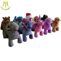 Wholesale Hansel wholesale Mall Ride kids natural world toy animals electric ride on car from china suppliers