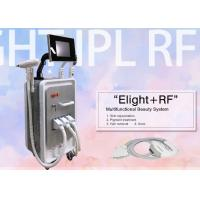 Wholesale Newest Multifunction Beauty Laser Hair / Tattoo / Pigmentation Removal from china suppliers